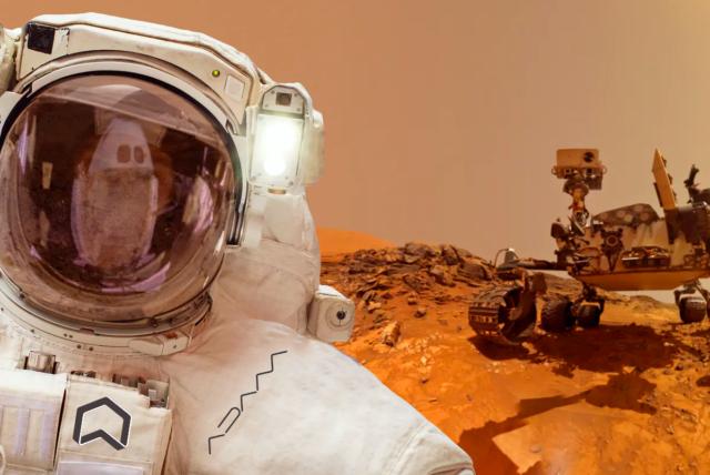 Adam on Mars